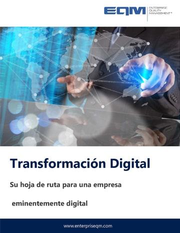 Ebook transformación digital empresarial