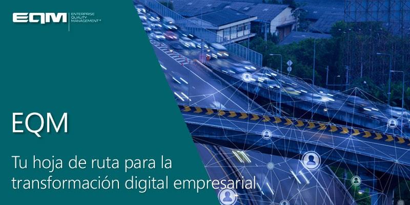Ebook transformación digital empresarial con EQM