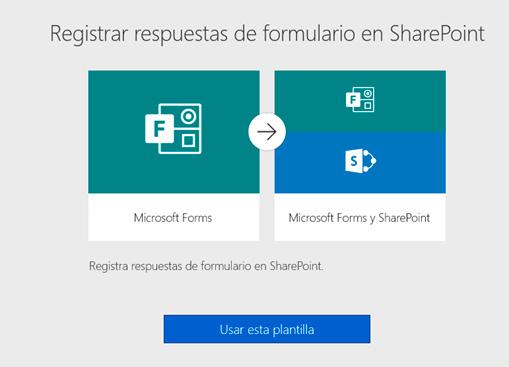 formulario en sharepoint