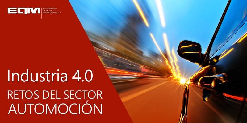 Industia 4.0 para el sector de automoción