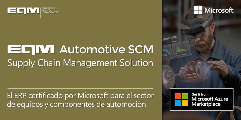 EQM Automotive el ERP para automoción
