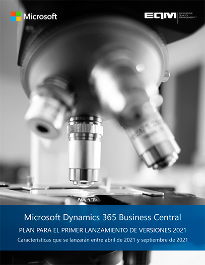 Ebook EQM sobre Microsoft Dynamics 365 Business Central