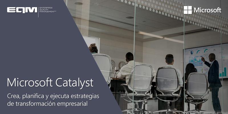 Microsoft Catalyst y sus ventajas para empresas