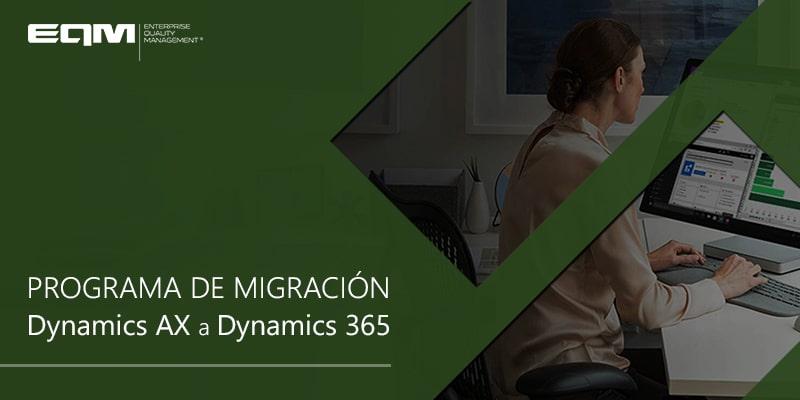 Migración Dynamics AX
