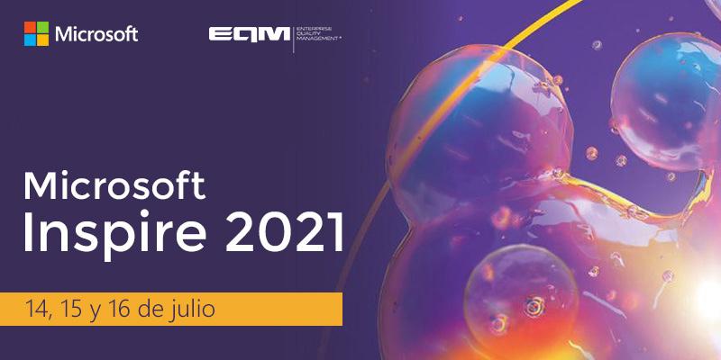 Partners de tecnología en Microsoft Inspire 2021