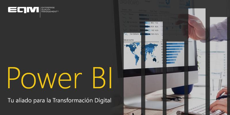 Microsoft Power BI para la transformación digital de tu empresa